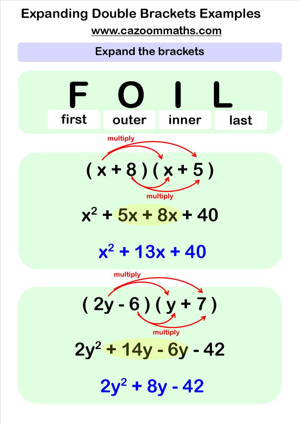 medium resolution of Fun Algebra Teaching Resources   Free Printable PDF Downloads