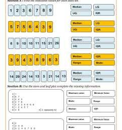 6th Grade Math Worksheets   Printable PDF Worksheets [ 2339 x 1654 Pixel ]