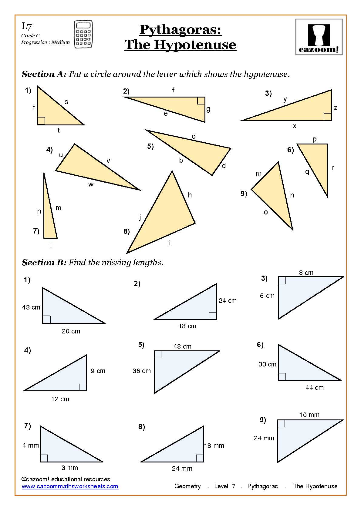 Maths Made Fun With Worksheets