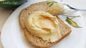 Hummus-de-garbanzo