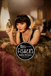Miss Fisher's Murder Mysteries Film Cover
