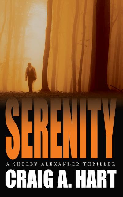 Serenity - Craig A. Hart - Book Cover