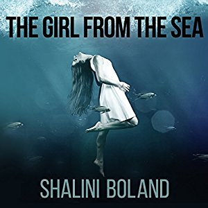 The Girl from the Sea - Shalini Boland - Audiobook Cover