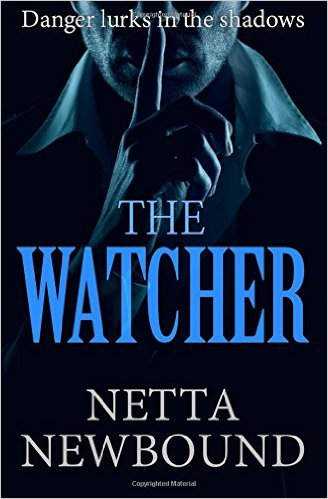 The Watcher - NettaNewbound - Book Cover