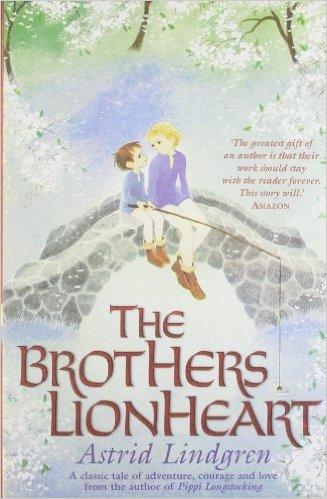 Brothers Lionheart Astrid Lindgren Book Cover