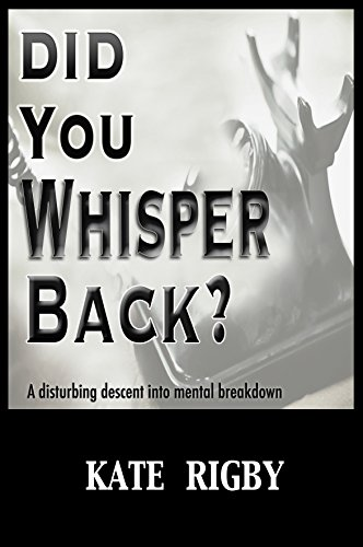 Did You Whisper Back Book Cover