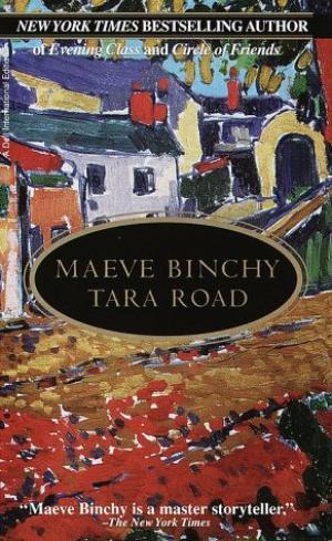 Tara Road - Maeve Binchy - Book Cover
