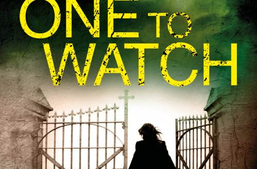 One to Watch - Rachel Amphlett - Book Cover