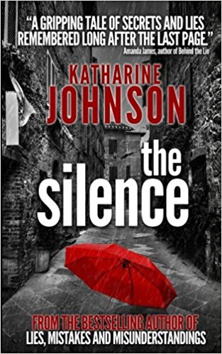 The Silence - Katharina Johnson - Book Cover