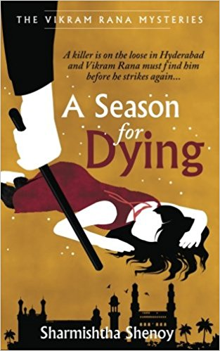 A Season for Dying - Sharmishtha Shenoy - Book Cover