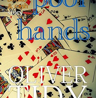 Poor Hands - Oliver Tidy - Book Cover