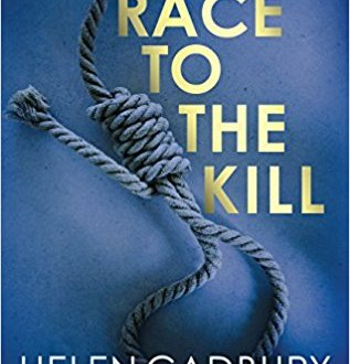 Race to the Kill - Helen Cadbury - Book Cover