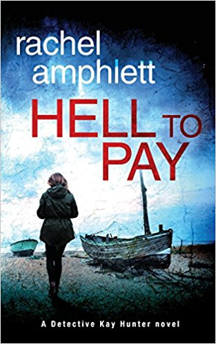 Hell to Pay - Rachel Amphlett - Book Cover