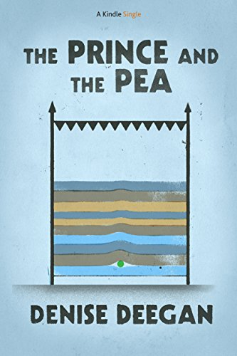 The Prince and the Pea - Denise Deegan - Book Cover