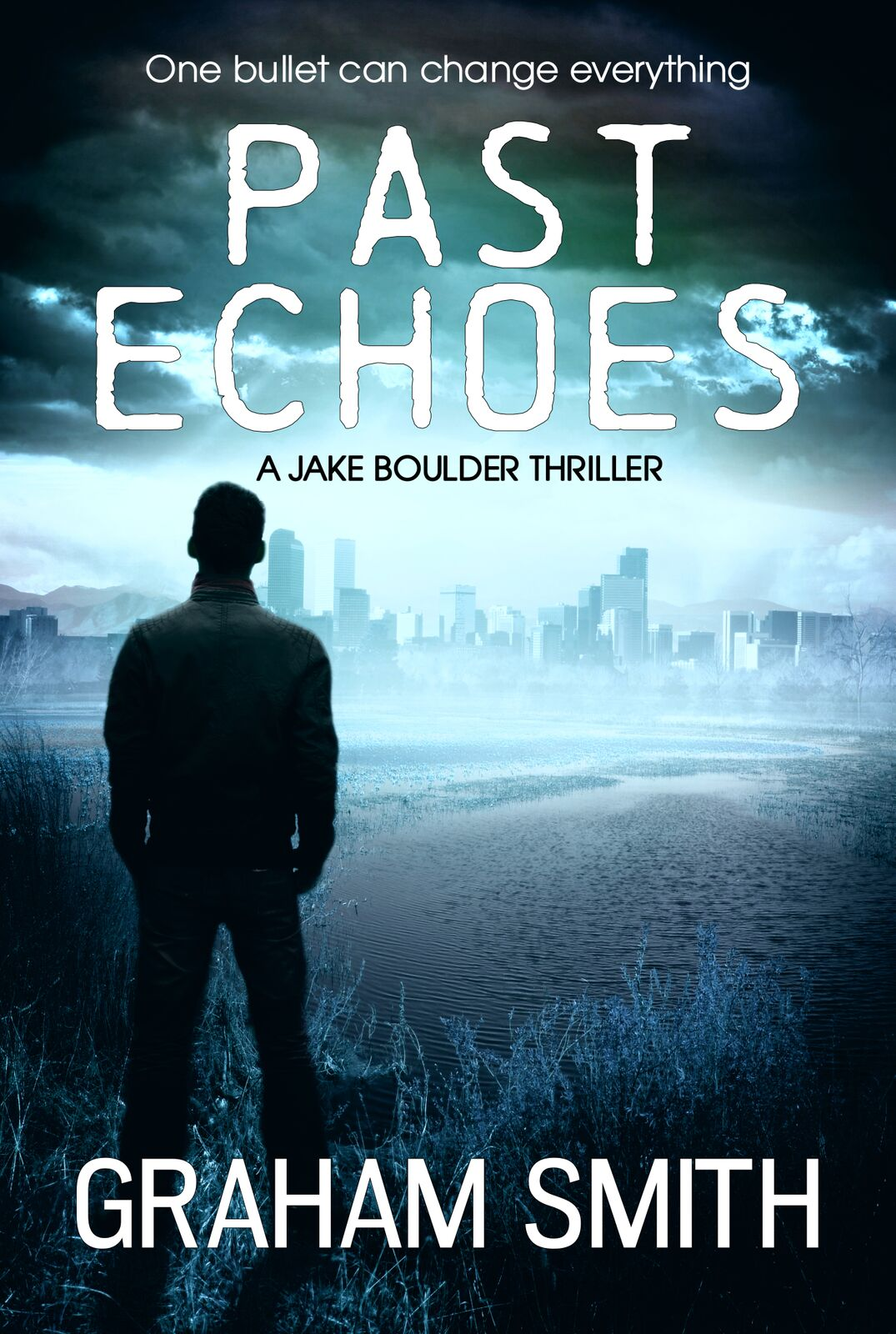 Past Echoes - Graham Smith - Book Cover