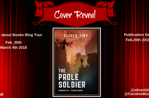 Blog Post Image Cover Reveal The Prole Soldier - Oliver Tidy