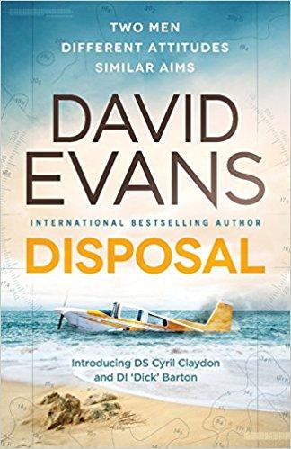 Disposal - David Evans - Book Cover
