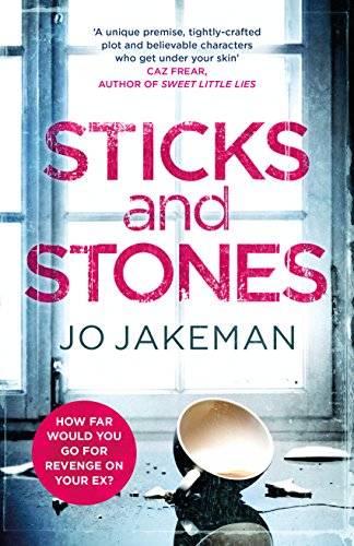Sticks and Stones - Jo Jakeman - Book Cover