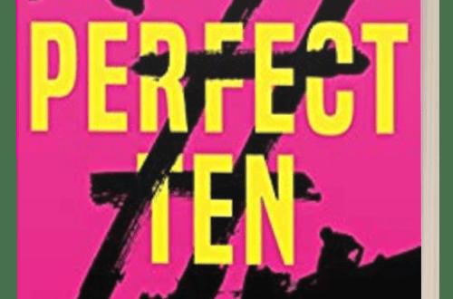 Perfect Ten - Jacqueline Ward - 3D Book Cover