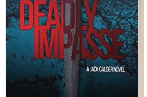 Deadly Impasse - Seumas Gallacher - 3D book cover