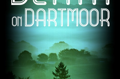 Death on Dartmoor - Bernie Steadman - Book Cover