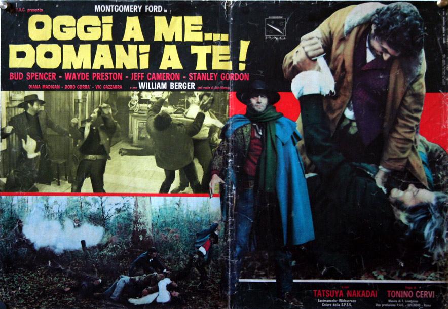 Image result for Oggi a Me….Domani a Te!