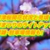 河津桜2019/開花状況と見頃は?桜まつりのライトアップ・混雑・駐車場情報も!