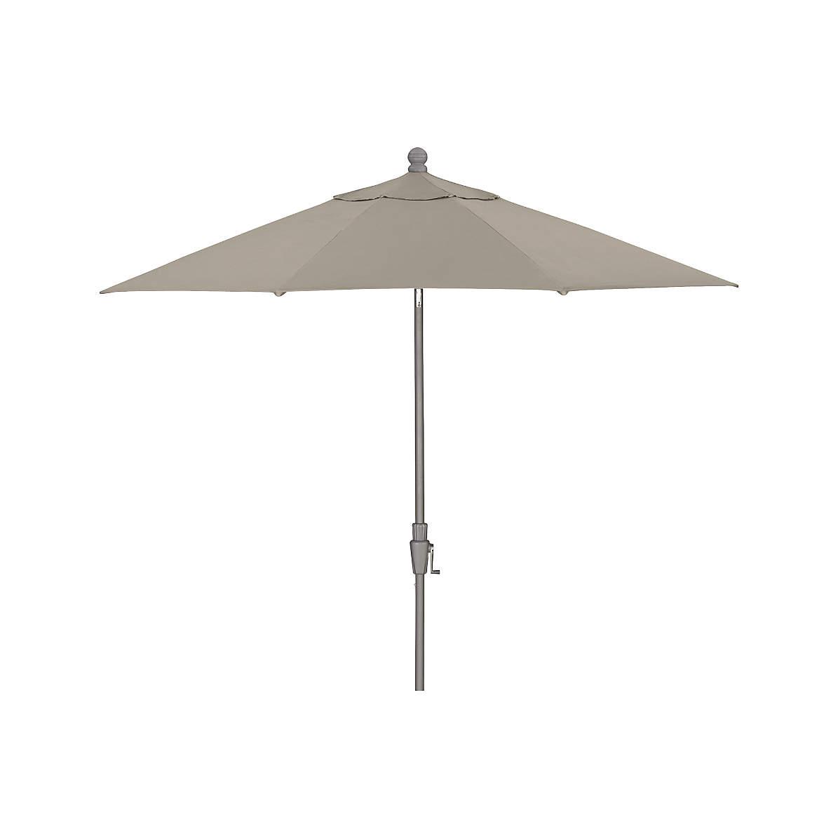 tilting outdoor umbrella by sunbrella