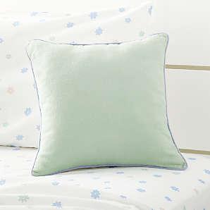 cb2 pillows crate and barrel