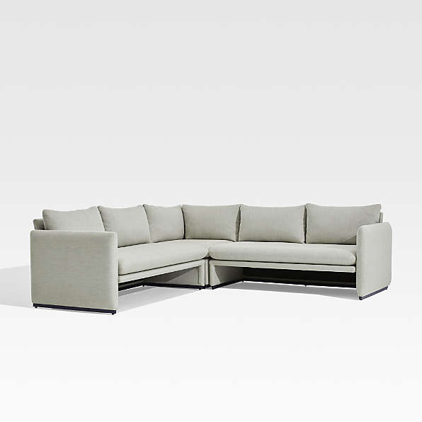 outdoor sectional collections crate