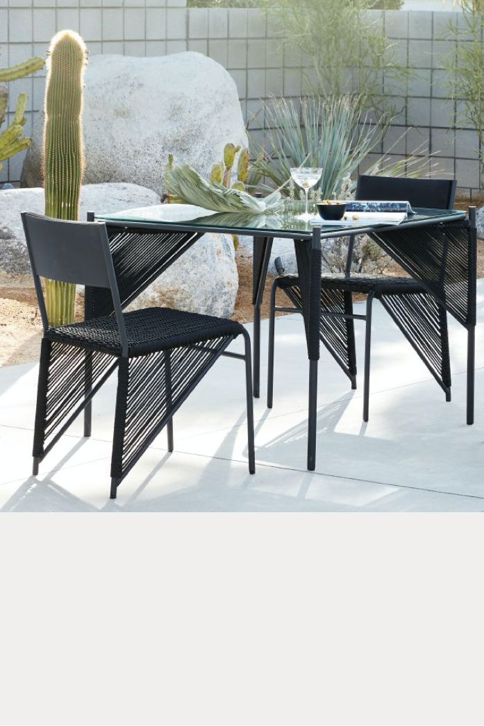 small space outdoor furniture for