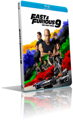 Fast & Furious 9 – The Fast Saga (2021) BDRip 480p ITA/AC3 5.1 (Audio Da WEBDL) ENG/AC3 5.1 Subs MKV