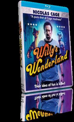 Willy's Wonderland (2021) Full Blu-Ray AVC ITA/ENG DTS-HD MA 5.1