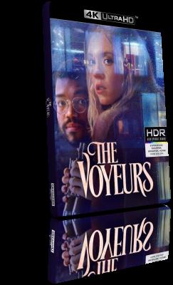The Voyeurs (2021) [HDR] WEBDL 2160p ITA/EAC3 5.1 (Audio Da WEBDL) ENG/EAC3 5.1 Subs MKV