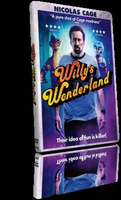 Willy's Wonderland (2021) DVD5 Compresso – ITA