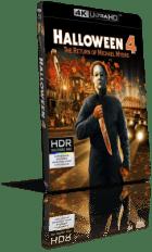 Halloween 4 - Il ritorno di Michael Myers (1988) [HDR] UHD 2160p ITA/AC3 5.1 (Audio da DVD) ENG/TrueHD 7.1 Subs MKV