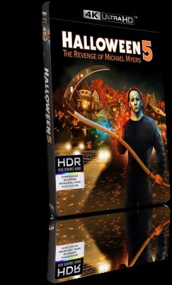 Halloween 5 – La vendetta di Michael Myers (1989) [HDR] UHD 2160p ITA/AC3 5.1 (Audio da DVD) ENG/TrueHD 7.1 Subs MKV
