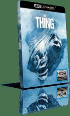 La cosa (1982) [HDR] UHD 2160p ITA/AC3+DTS 5.1 ENG/DTS-HD MA 5.1 Subs MKV