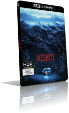 Misery non deve morire (1990) [HDR] UHD 2160p ITA/AC3+DTS 5.1 ENG/DTS-HD MA .1 Subs MKV
