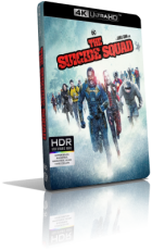 The Suicide Squad - Missione suicida (2021) [HDR] UHD 2160p ITA/AC3+TrueHD 7.1 ENG/TrueHD 7.1 Subs MKV