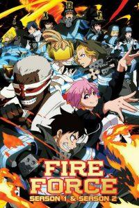 Fire Force – 2×09/10 – ITA