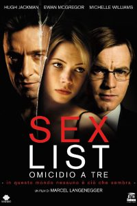 Sex List – Omicidio a tre (2008)