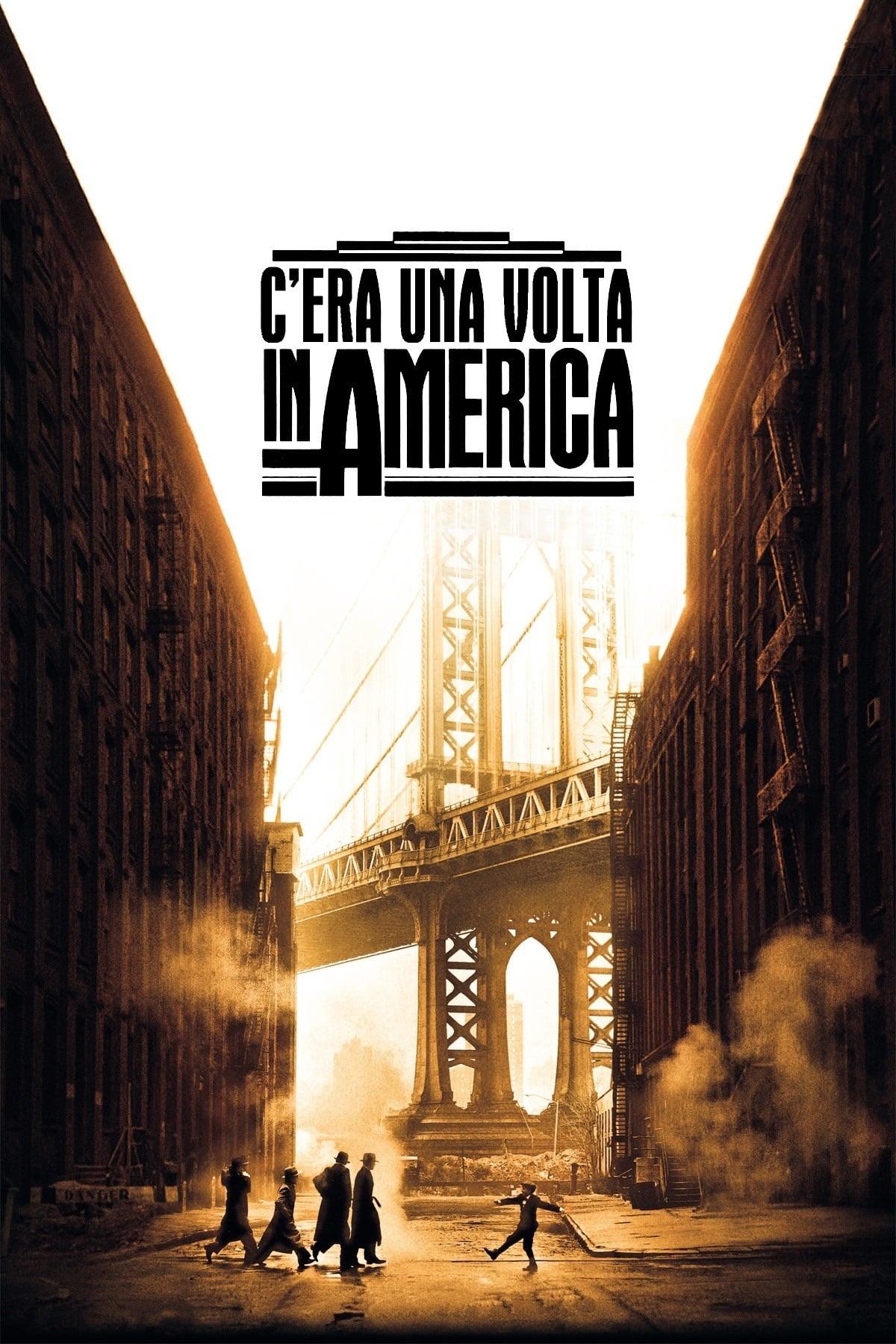 C'era una volta in america [HD] (1984)