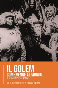 Il Golem – Come venne al mondo [B/N] (1920)