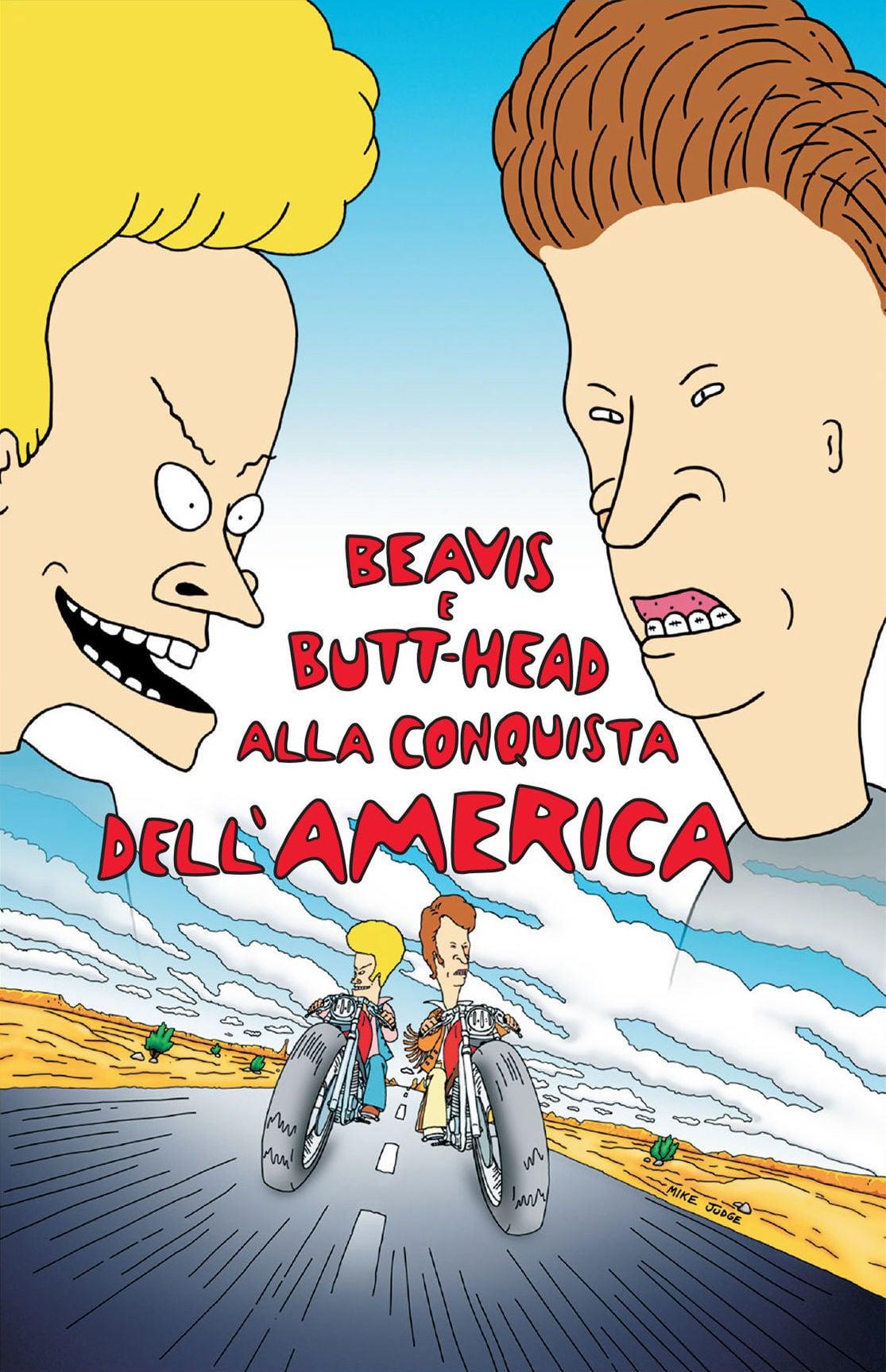 Beavis & Butt-head alla conquista dell'America [HD] (1996)