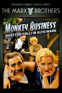 Monkey Business – Quattro folli in alto mare [B/N] (1931)