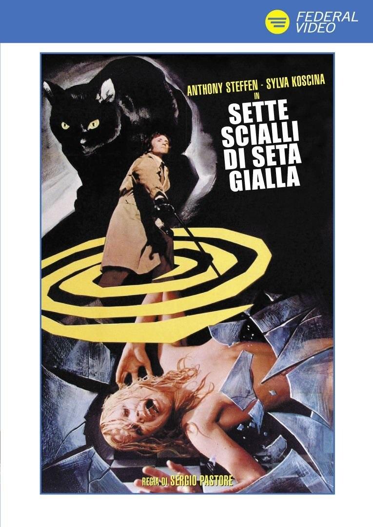 Sette scialli di seta gialla [HD] (1972)