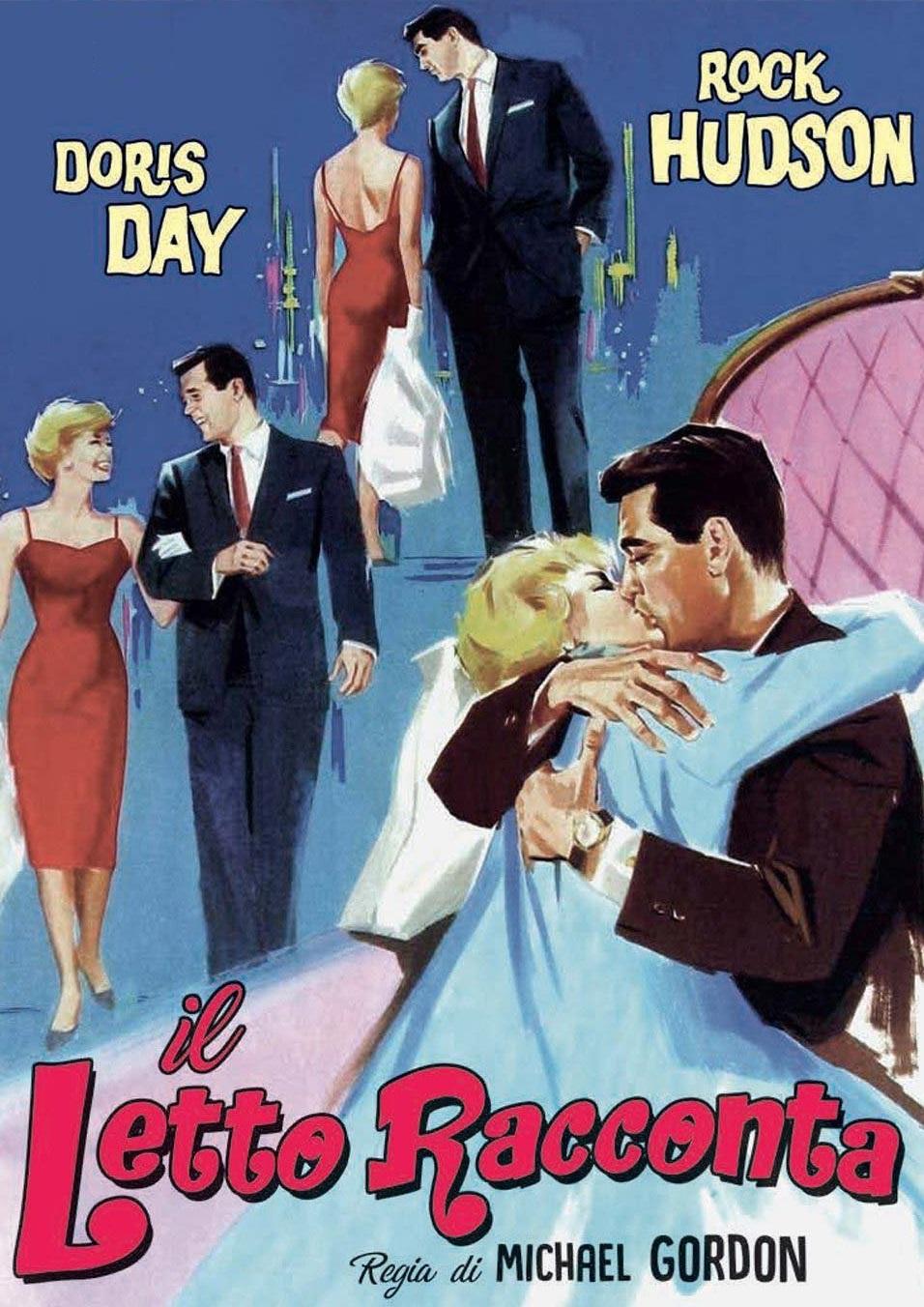 Il letto racconta [HD] (1959)