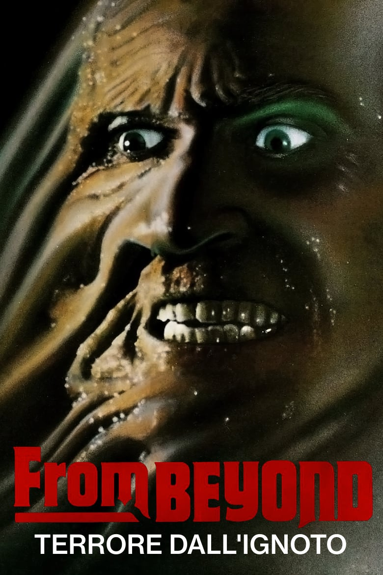 From Beyond – Terrore dall'ignoto [HD] (1986)