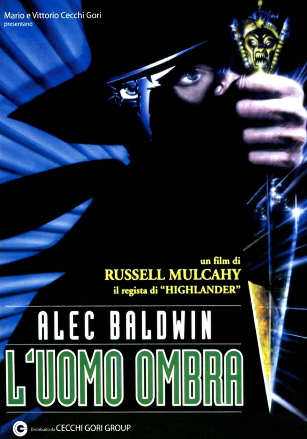 L'uomo ombra [HD] (1994)